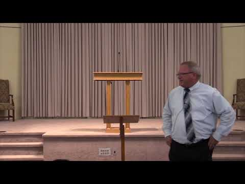 Pat Moon - Leadership in a Christian Context