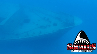 THE WRECK OF THE LADY LUCK PART 2 - SQUALUS MARINE DIVERS