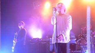 The Charlatans-Bristol 3.3.15, Just When You're Thinking Things Over