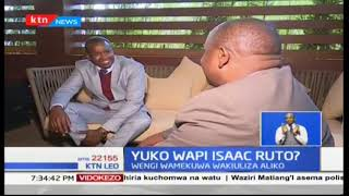 Former Governor Isaac Ruto asks for time-out from the public to nurse his wounds