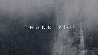 Thank You - Jonathan Helser