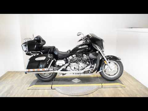 2007 Yamaha Royal Star® Midnight Venture in Wauconda, Illinois - Video 1