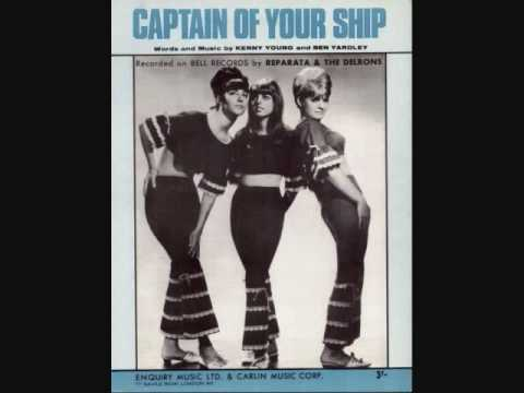 Reparata And The Delrons - Captain Of Your Ship (1968) Mp3