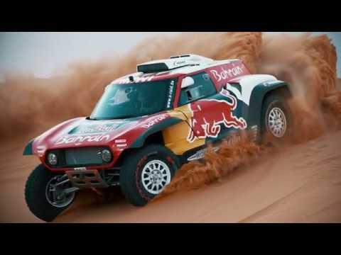 X-raid Dakar 2020 Line-up