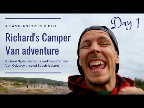 Camper Van Vacation - CamperStories