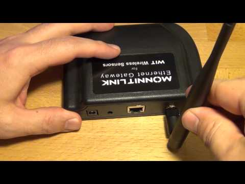 Using the MonnitLink Ethernet Gateway