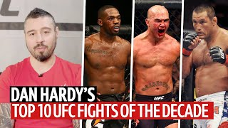 Dan Hardy's Top 10 UFC Fights of the Decade