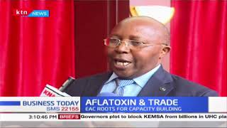 EAC roots for capacity building trade to cab aflatoxin in maize