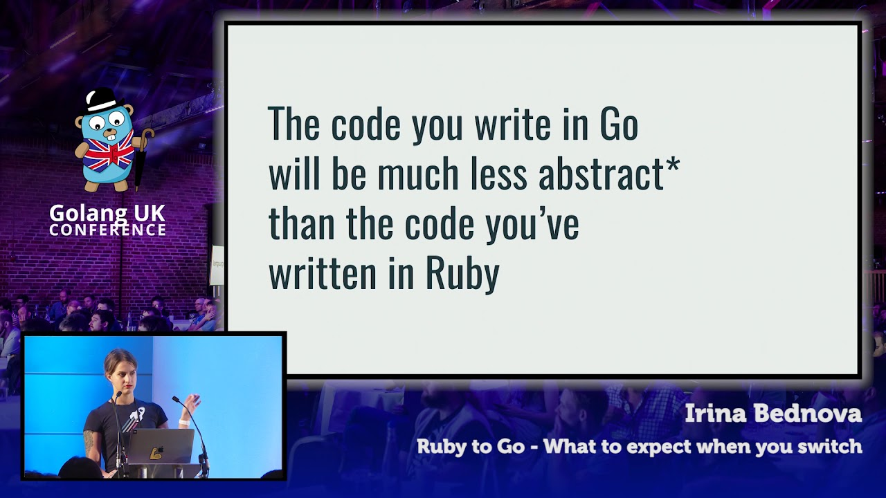 Ruby to Go - What to expect when you switch