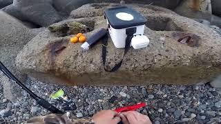 Рыбалка на море с берега лазаревское