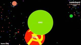 Agar Io Last Man Standing Playing An Empty Server (2 37 MB