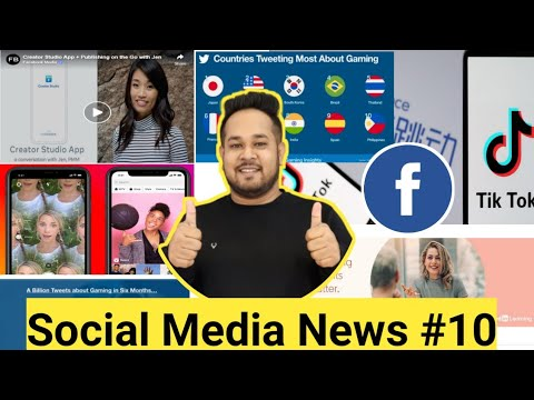 Social Media News #10: Instagram Reels Update, Microsoft Buy TikTok, FB Update, LinkedIn Free Course