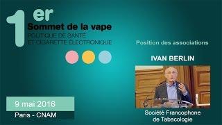 Positions des associations : Société Francophone de Tabacologie