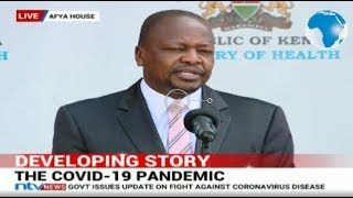LIVE: Developing Story - COIVD-19 Pandemic