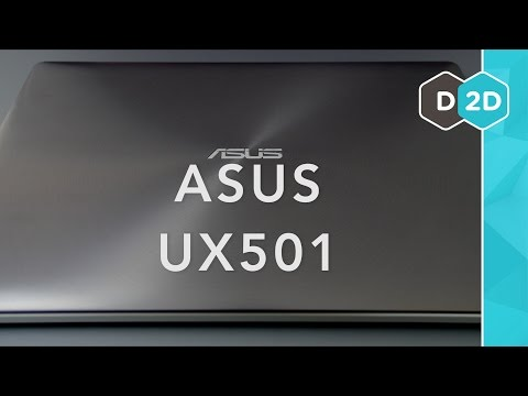 Asus UX501 Review - A 4K Gaming Laptop?