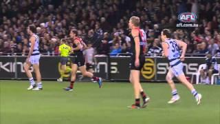 The AFL Whiteboard - Dustin Fletcher