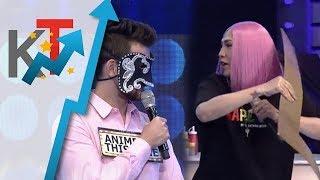 Vice Ganda, nanggigil nang biglang nagsalita ng tagalog si Anime Be This Time