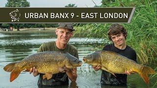 CARP FISHING IN LONDON Urban Banx 9   East London