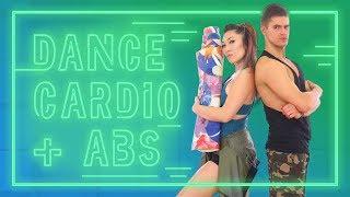 Cardio Dance + Ab Workout ft. Fitness Marshall (Havana + Tip Toe) by blogilates