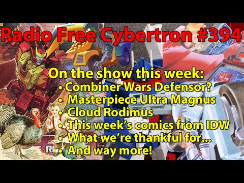 Radio Free Cybertron - 394