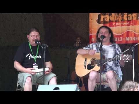 Vlasta Redl (live) - 12 předmluva k Zase nic