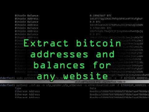 Bitcoin grunter