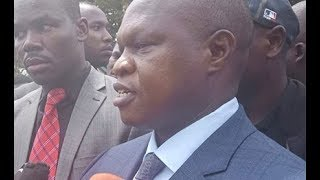 Police summon Kisii deputy governor over assault