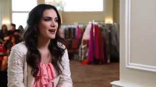 Zhaneta Byberi Albania Miss Universe 2014 Official Interview