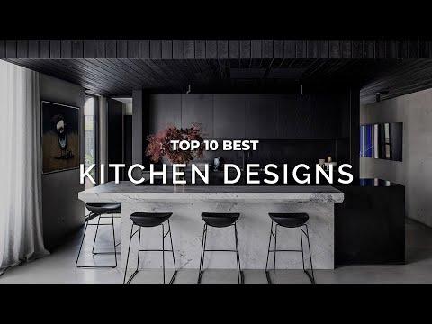 Top 10 Best Kitchen Designs in Australia! Interior Design Inspiration & Ideas: House Tour