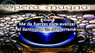 03 Opera Magna - Largo viaje Letra (Lyrics)