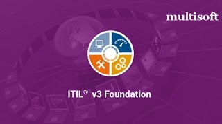 ITIL<sup>®</sup> Foundation Online Training and Certification