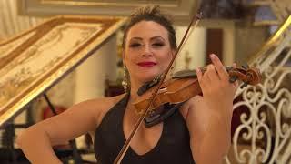 Pasha Cazan Dubai Classical Violinist ''Nessun Dorma''