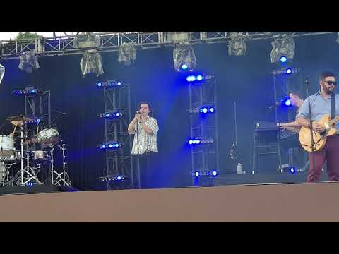 Lukas Graham (루카스 그레이엄) - You're Not There LIVE @ Slow Life Slow Live 슬라슬라 페스티벌 루카스 그레이엄 내한 공연