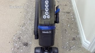 Hoover Velocity Upright Vacuum Cleaner Unboxing & First Look