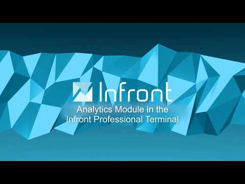 Video: Equity Analytics Module in the Infront Professional Terminal