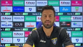 intervista a Grosso prima di Frosinone-Parma