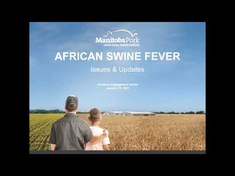 , title : 'African Swine Fever - Issues & Updates