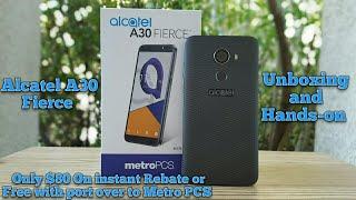 How To Unlock MetroPCS ALCATEL A30 Fierce (5049Z)  - Most Popular Videos
