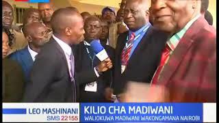 Madiwani wakongamana Naiobi kuskuma pendekezo la kulipwa kifurushi cha uzeeni na serikali