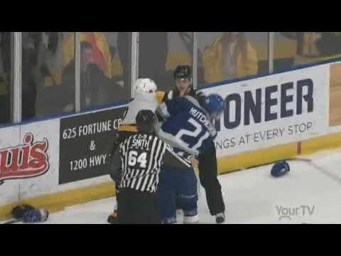 Braden Hache vs. Nolan Hutcheson