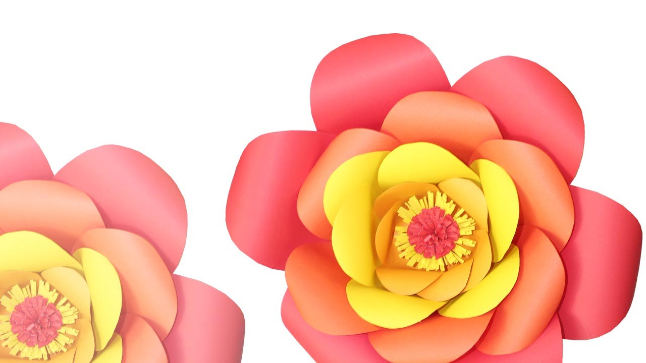 Bella Rosa de ScrapBook. Rose DIY