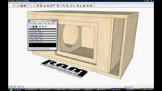 ram designs phoenix gold 10 bandpass box design