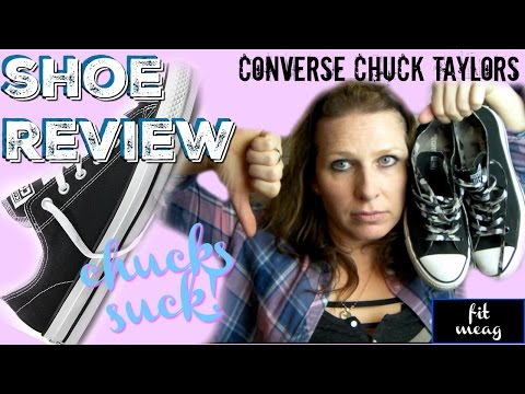 SHOE REVIEW: Converse Chuck Taylor All Stars
