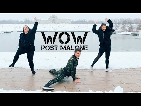 Wow - Post Malone | Caleb Marshall | Dance Workout