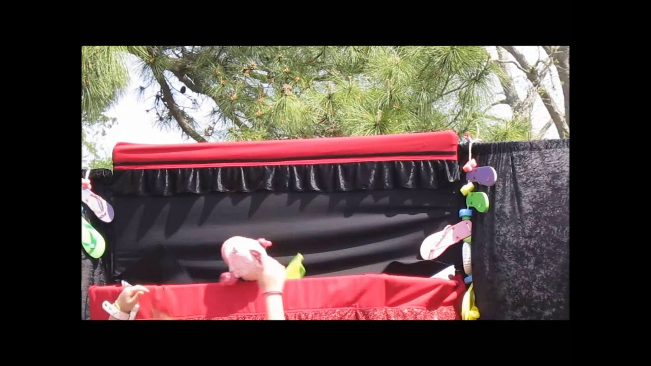 Puppet Show for kids - Under the Sea