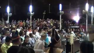 preview picture of video 'Gawai Mass 2014 @ St. Joseph Cathedral Kuching'