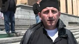 Разгон гей-парада в Тбилиси.Dispersal of a gay parade in Tbilisi