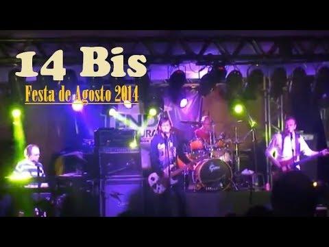 14 Bis   Festa de Agosto 2014