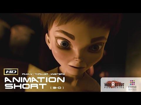 "CGI 3D Animated Short Film ""RAPHAEL"" Suspense Thriller Animation by ESMA"