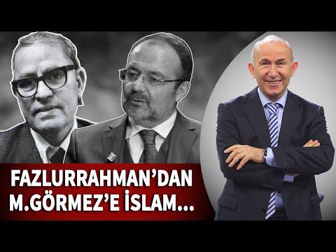 Fazlur Rahman dan Mehmet Görmez e İslam Düşünce Hareketleri - Ahmet Şimşirgil